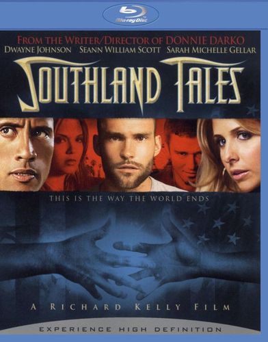 Southland Tales [Blu-ray] [2006] 9053971