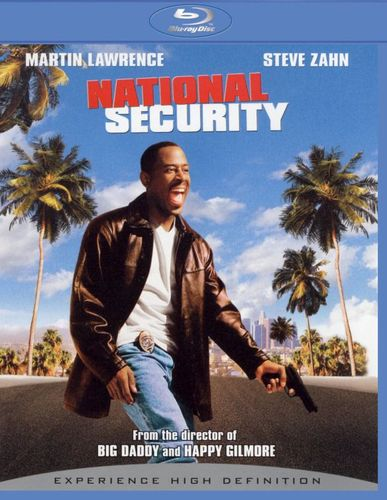 National Security [WS] [Blu-ray] [2003] 9054079