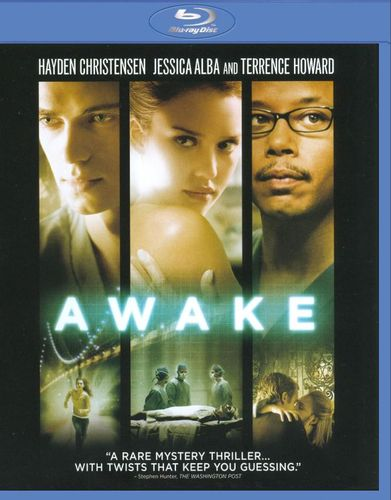Awake [WS] [Blu-ray] [2007] 9056479