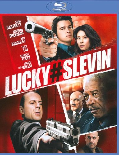 Lucky Number Slevin [WS] [Blu-ray] [2006] 9056594