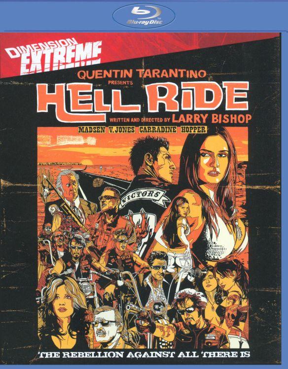 Hell Ride [Blu-ray] [2008] 9056629