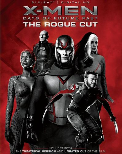 X-Men: Days of Future Past - The Rogue Cut [Blu-ray] [2014] 9062037