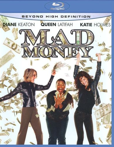 Mad Money [Blu-ray] [2008] 9065245