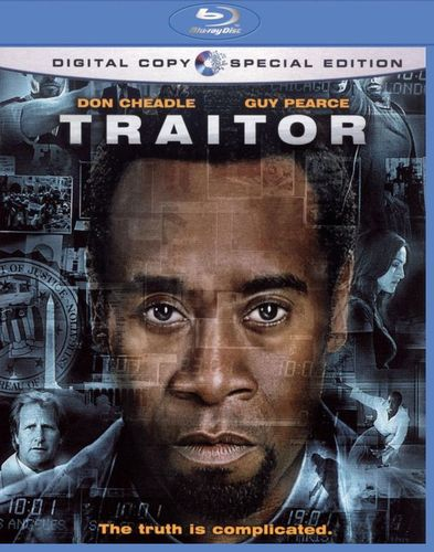 Traitor [Blu-ray] [2008] 9065272
