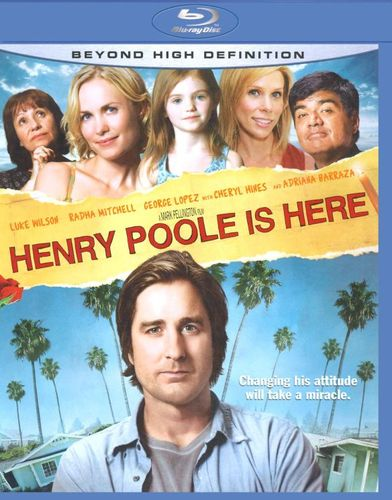 Henry Poole is Here [Blu-ray] [2008] 9065281