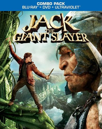 Jack the Giant Slayer [2 Discs] [Includes Digital Copy] [UltraViolet] [Blu-ray/DVD] [2013] 9065574