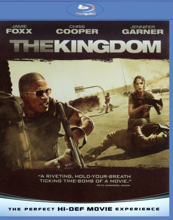 The Kingdom [WS] [Blu-ray] [2007] 9071719