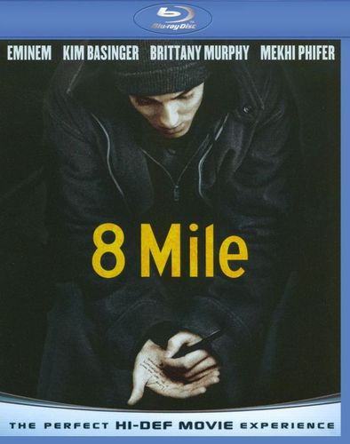 8 Mile [WS] [Uncensored Bonus Features] [Blu-ray] [2002] 9071728