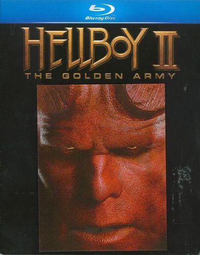 Hellboy II: The Golden Army [WS] [2 Discs] [Blu-ray] [2008] 9071737