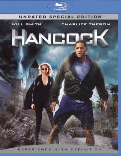 Hancock [WS] [Unrated] [Blu-ray] [2008] 9075001