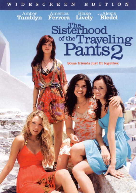 Sisterhood of the Traveling Pants 2 [DVD] [2008] 9082486