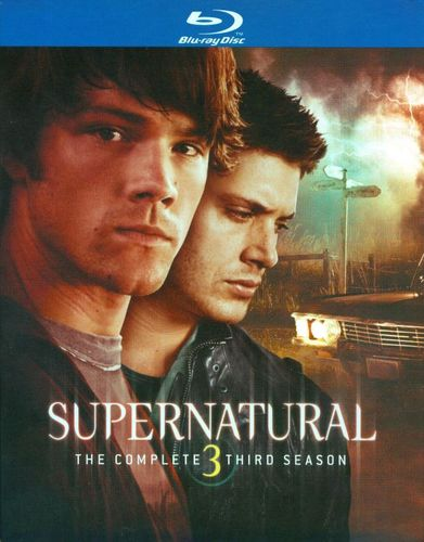 Supernatural: The Complete Third Season [Blu-ray] 9082565