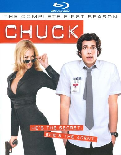 Chuck: The Complete First Season [3 Discs] [Blu-ray] 9082734