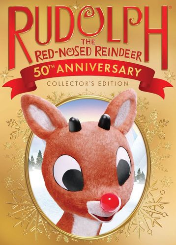 Rudolph the Red-Nosed Reindeer [50th Anniversary] [DVD] [1964] 9083229