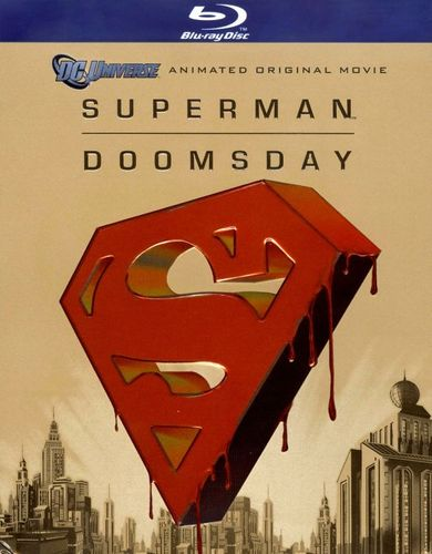 Superman: Doomsday [Blu-ray] [2007] 9083341