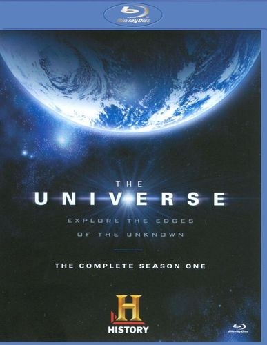 The Universe: The Complete Season One [3 Discs] [Blu-ray] 9083396