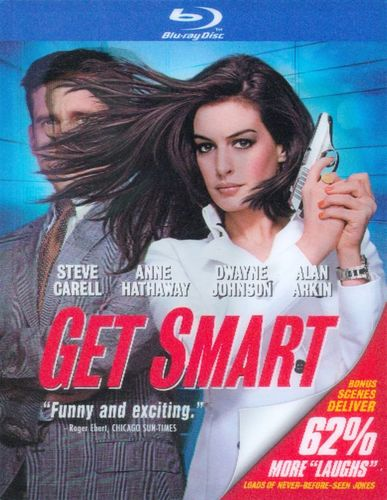 Get Smart [Blu-ray] [Special Edition] [3 Discs] [With Game] [2008] 9087114