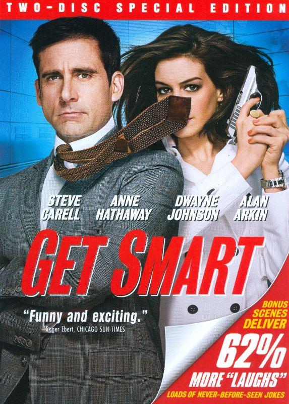 Get Smart [WS] [Special Edition] [2 Discs] [DVD] [2008] 9087123