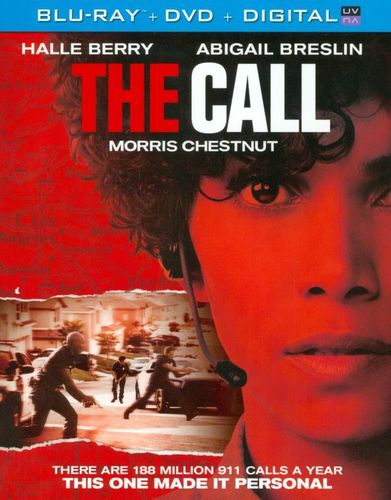 The Call [2 Discs] [Includes Digital Copy] [UltraViolet] [Blu-ray/DVD] [2013] 9090215
