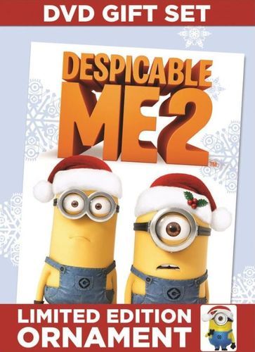 Despicable Me 2 [With Limited Edition Ornament] [DVD] [2013]