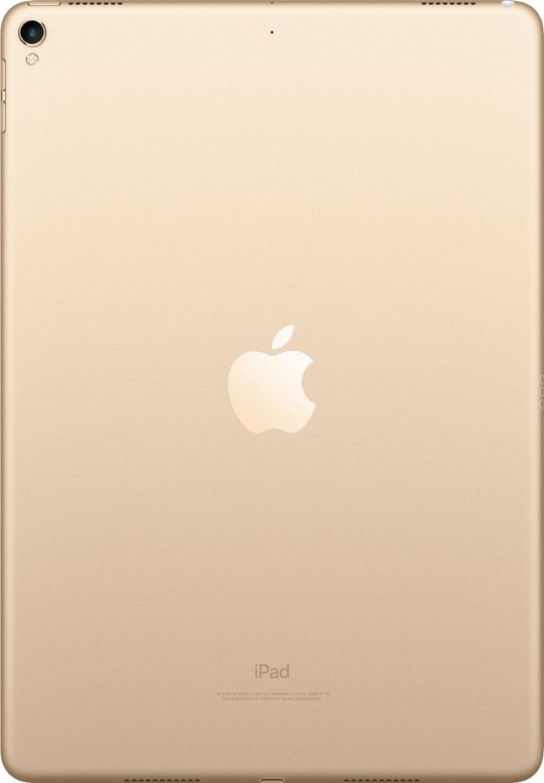 Apple MQDX2LL/A 10.5-Inch iPad Pro (Latest Model) with Wi-Fi 64GB Gold