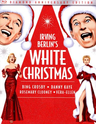 White Christmas [4 Discs] [Blu-ray/DVD/CD] [Blu-ray/DVD] [1954] 9093187