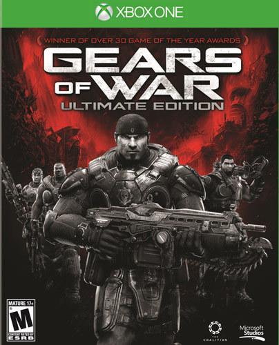 Gears of War: Ultimate...