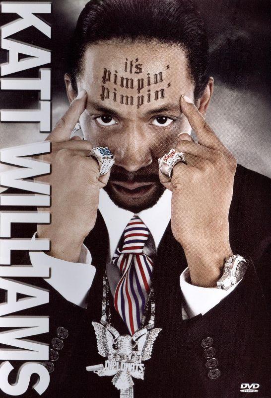 Katt Williams: It's Pimpin' Pimpin' [DVD] [2008] 9098816