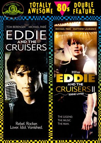 Eddie and the Cruisers/Eddie and the Cruisers 2: Eddie Lives [DVD] 9100554