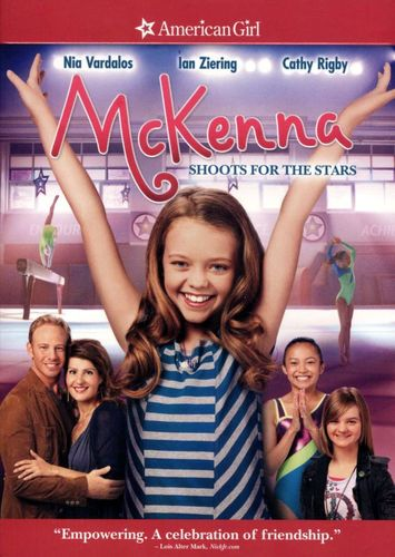 An American Girl: McKenna Shoots for the Stars [DVD] [2012] 9103331