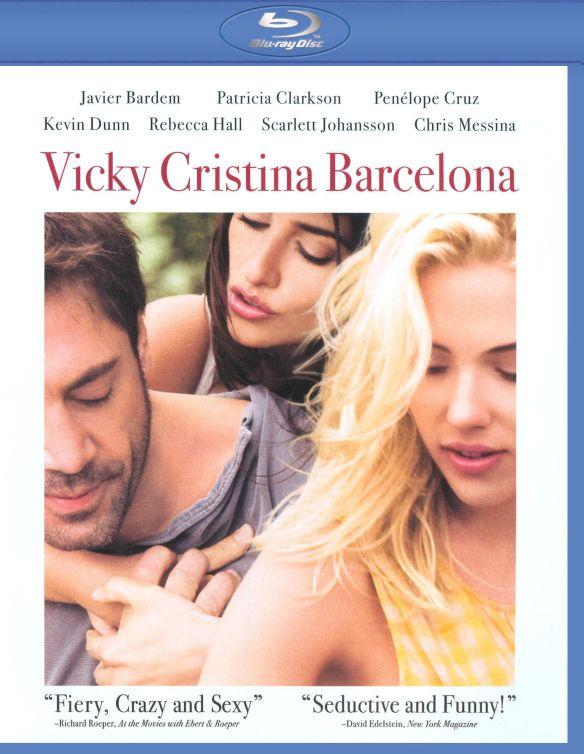 Vicky Cristina Barcelona [Blu-ray] [2008] 9110534