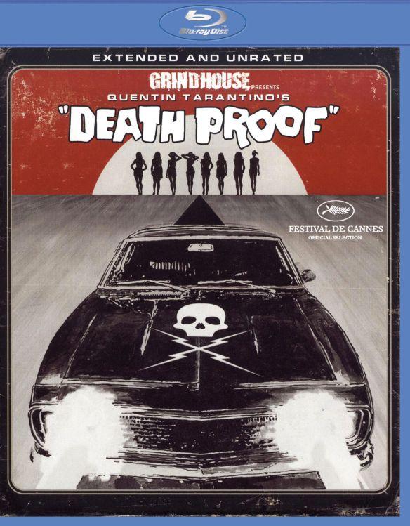 Death Proof [Blu-ray] [2007] 9110623