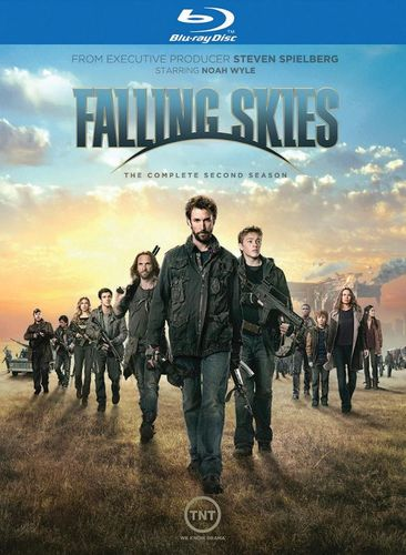 Falling Skies: The Complete Second Season [2 Discs] [Blu-ray] 9111042