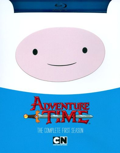 Adventure Time: The Complete First Season [Blu-ray] 9113059