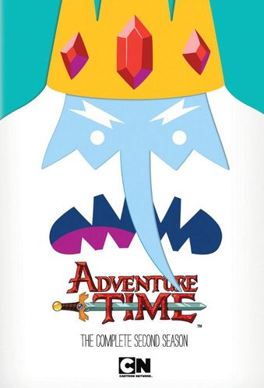 Adventure Time: The Complete Second Season [2 Discs] [DVD] 9116047