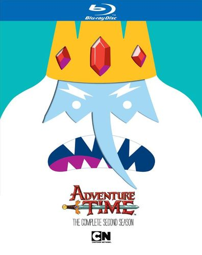 Adventure Time: The Complete Second Season [Blu-ray] 9117046