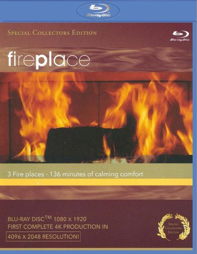 Fireplace [Special Collector's Edition] [Blu-ray] [2008] 9117074