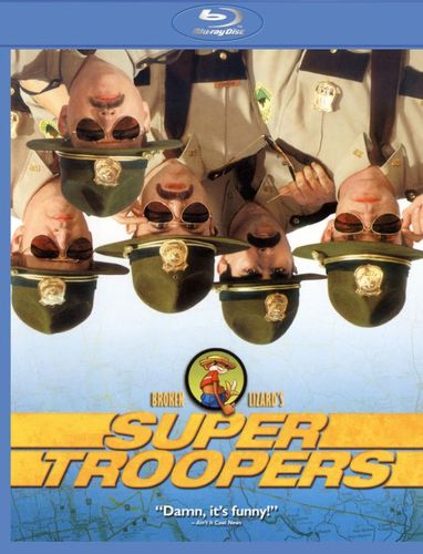 Super Troopers [Blu-ray] [2001] 9117715