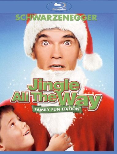 Jingle All the Way [Family Fun Edition] [Extendeed Version] [WS] [2 Discs] [Blu-ray] [1996] 9117788