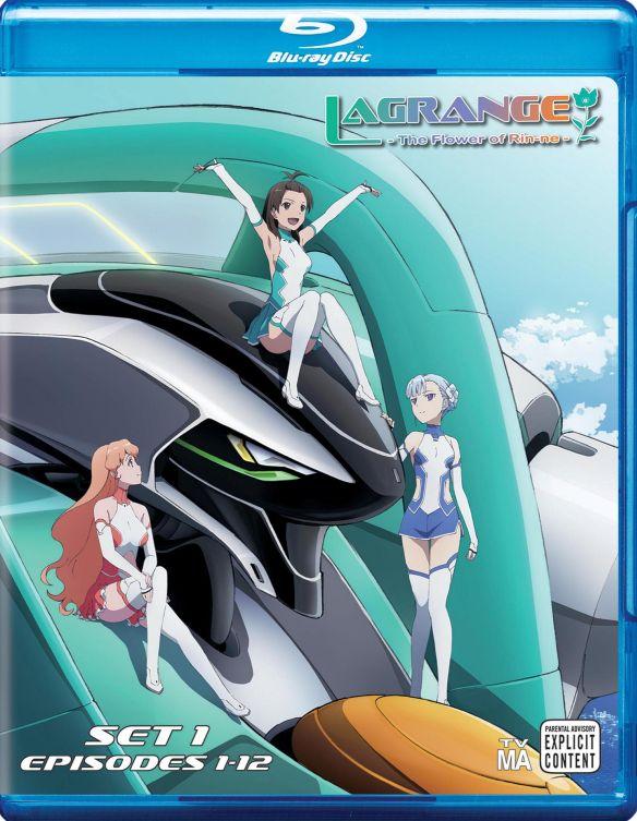 Lagrange: The Flower of Rin-ne - Set 1 [Blu-ray] 9122118