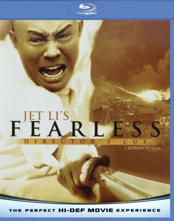 Jet Li's Fearless [Director's Cut] [WS] [2 Discs] [Blu-ray] [2006] 9122914