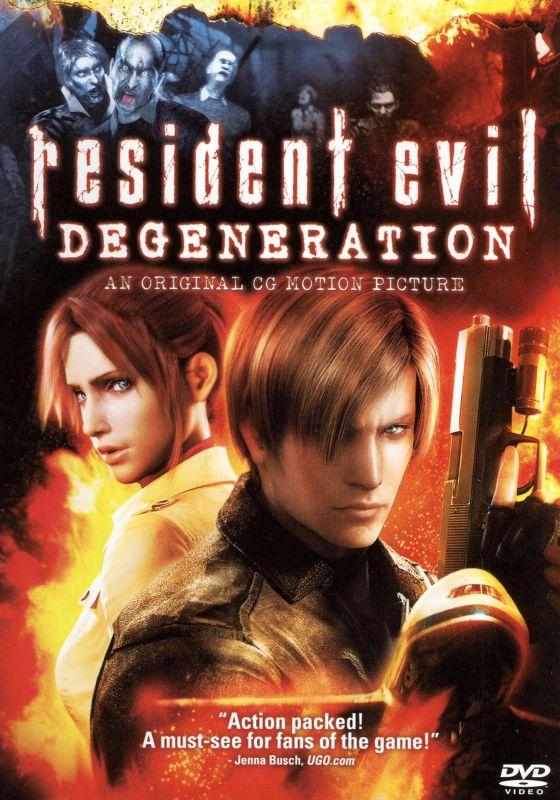 Resident Evil: Degeneration [DVD] [2008] 9123281