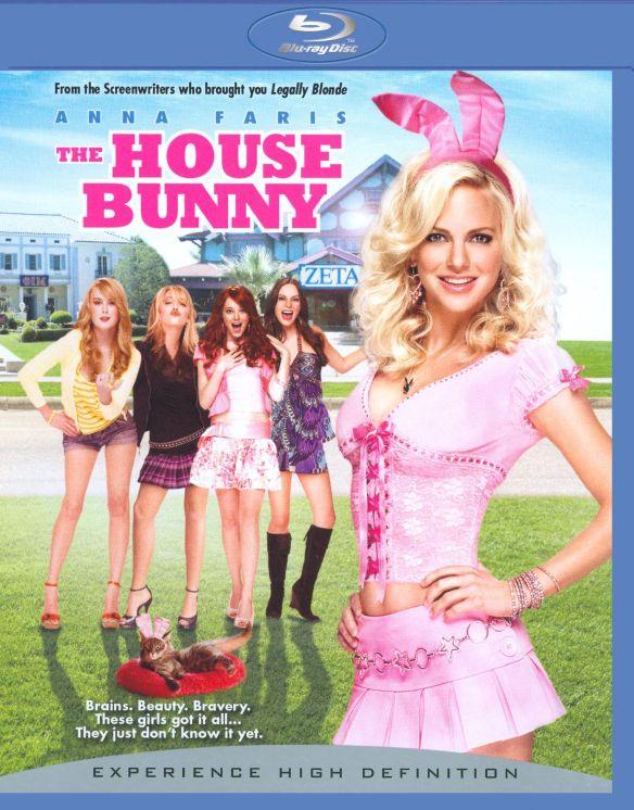 The House Bunny [Blu-ray] [2008] 9123316