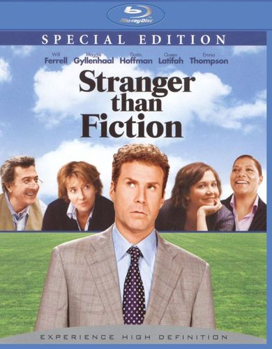 Stranger Than Fiction [WS] [Special Edition] [Blu-ray] [2006] 9123334