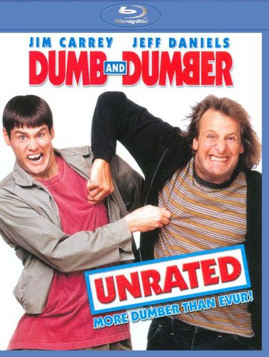 Dumb and Dumber [WS] [Blu-ray] [1994] 9123771