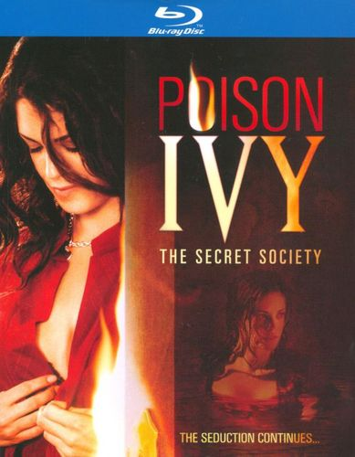 Poison Ivy 4: The Secret Society [Blu-ray] [2008] 9123833