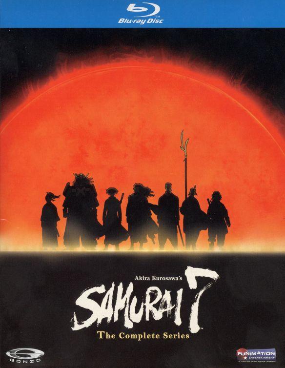 Samurai 7: The Complete Series [3 Discs] [Blu-ray] 9124226