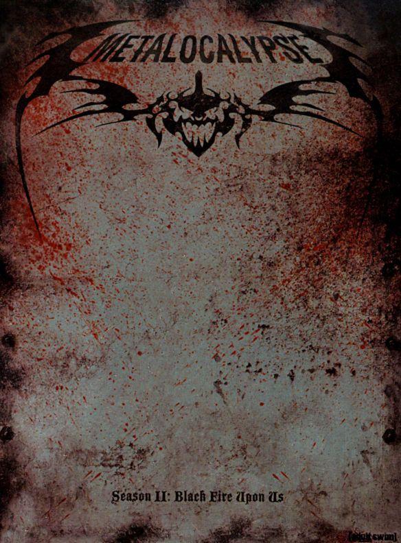 Metalocalypse: Season Two [2 Discs] [DVD] 9124681