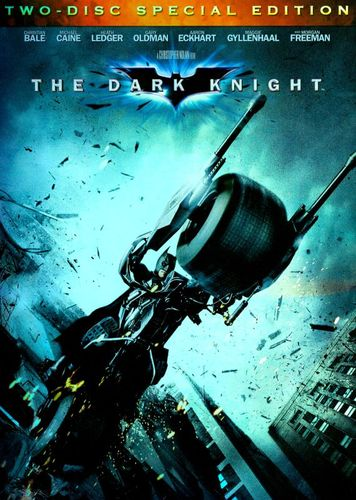 The Dark Knight [WS] [Special Edition] [2 Discs] [DVD] [2008] 9124734