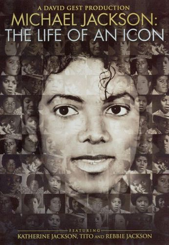 Michael Jackson: The Life of an Icon [DVD] [2011] 9125007
